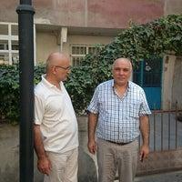 Photo taken at Merkez Efendi Polis Merkezi Amirliği by Dursun Ali S. on 7/27/2015