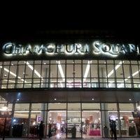 11/30/2012 tarihinde Tidkung A.ziyaretçi tarafından Chamchuri Square'de çekilen fotoğraf