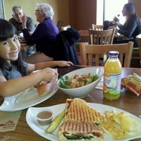 Photo taken at Atlanta Bread Company by Hannah on 12/13/2012