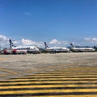 Photo taken at Sentani International Airport (DJJ) by Stevi P. on 7/3/2013