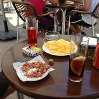 Photo taken at Heladeria Bar Torrent by Patricia G. on 7/12/2013