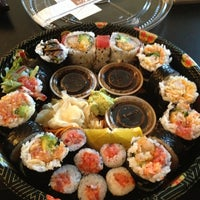 Photo taken at Aikawa Sushi by A famished F. on 8/9/2013