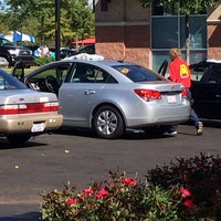Photo taken at Autobell Car Wash by Kendra K. on 10/4/2014