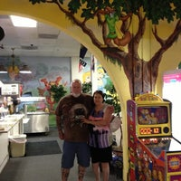 Photo taken at Giovanni's Pizzeria & Arcade by Susan Q. on 7/12/2013