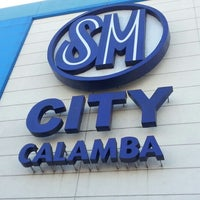 Photo taken at SM City Calamba by Lieka S. on 3/16/2013