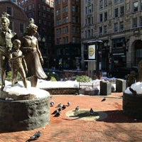 Foto tirada no(a) The Freedom Trail por Andrey S. em 3/9/2013