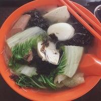 Photo taken at Taman Jurong Market & Food Centre by Estelle L. on 1/3/2017