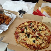 Photo taken at Domino's Pizza by Elix Y. on 6/2/2013