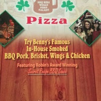 Photo taken at Benny's Pizza by Tamon K. on 7/13/2016
