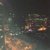Photo taken at 国航大厦 Air China Plaza by Ilya G. on 11/6/2013