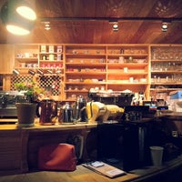 Photo taken at True Us Coffee Lab by Choi Y. on 4/20/2013