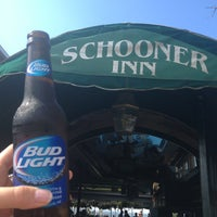 Photo taken at Schooners by Nicole P. on 8/3/2013