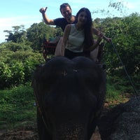 Photo taken at Safari Elephant by Seda A. on 10/7/2017