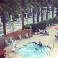 Photo taken at Residence Inn Anaheim Resort Area/Garden Grove by hanouf on 6/11/2013