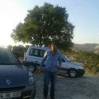Photo taken at Eskişehir Nevşehir Yolu by cafer_İ_sadik t. on 10/17/2015