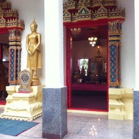 Photo taken at Wat Khao Phutthakhodom by pigart P. on 5/17/2015