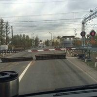 Photo taken at Переезд by Даниил С. on 9/29/2014