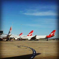 Photo taken at Melbourne Airport (MEL) by Pasquale A. on 1/11/2013