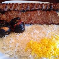 Photo taken at Rayhoon Persian Eatery by Ladan K. on 2/4/2014