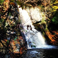 Photo taken at Bushkill Falls by Luis A. on 10/14/2012