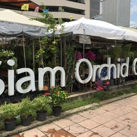 Photo taken at Siam Orchid Center by Olavo D. on 8/17/2016