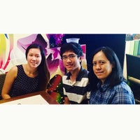 Photo taken at Asian Home - The District Ayala by Alaina D. on 5/10/2015