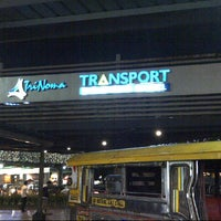 Photo taken at TriNoMa Transport Terminal by Lester A. on 11/14/2012