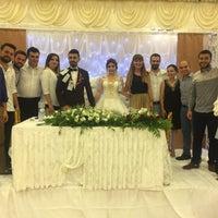 Photo taken at Şutso Düğün Salonu by Hatice Ö. on 8/24/2017