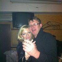 Photo taken at Simon Bar by Pevec V. on 1/6/2013