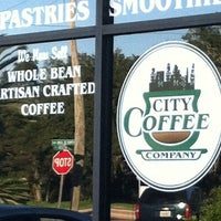 Photo taken at City Coffee Company by Robyn M. on 10/20/2012