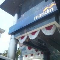 Photo taken at Mandiri by Finda W. on 8/14/2013