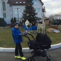 Photo taken at Zoloche International School by Ольга В. on 12/24/2014
