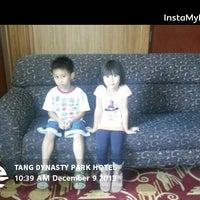 Photo taken at Tang Dynasty Hotel by Nang H. on 12/9/2013