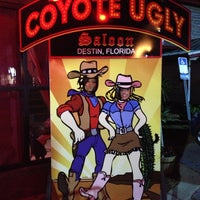 Photo taken at Coyote Ugly Saloon - Destin by Ariel H. on 5/26/2013