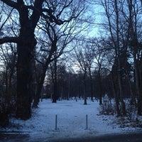 12/7/2012 tarihinde Rolf G.ziyaretçi tarafından Schlosspark Niederschönhausen'de çekilen fotoğraf