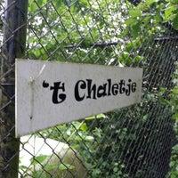 Photo taken at 't chaletje by Sander C. on 6/23/2013