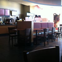 Photo taken at Starbucks by Guillermo F. on 11/12/2012