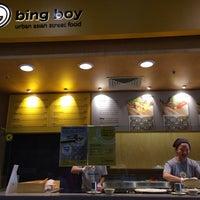 Photo taken at Bing Boy by Aayat B. on 3/4/2014