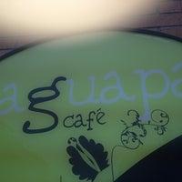 Photo taken at La Guapa Cafe by Somosun10 on 12/20/2012
