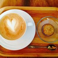 Снимок сделан в Характер Кофе пользователем Ksusha 7/19/2015