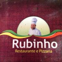 Photo taken at Restaurante do Rubinho by Debora A. on 2/2/2013