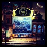 Foto scattata a Said dal 1923 - Antica Fabbrica del Cioccolato da Alessandro A. il 12/22/2012