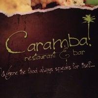 Photo taken at Caramba! Restaurant by Dorian N. on 2/2/2014