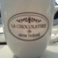 Photo prise au Chocolaterie Vieux-Beloeil par Christian R. le2/16/2013