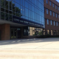 Photo taken at Long and Kimmy Nguyen Engineering Building - George Mason University by Hasan H. on 8/28/2014