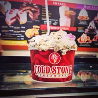 Photo taken at Cold Stone Creamery by Hasan H. on 9/15/2014