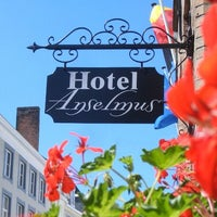 Photo taken at Anselmus Hotel Bruges by Anselmus Hotel Bruges on 7/26/2013
