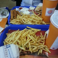 Photo taken at Burger King by Ayça K. on 1/10/2014