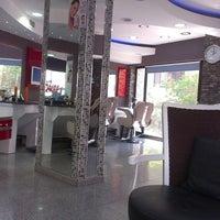 Photo taken at Salon TAM'S by suat k. on 5/1/2013