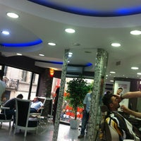 Photo taken at Salon TAM'S by suat k. on 7/18/2013